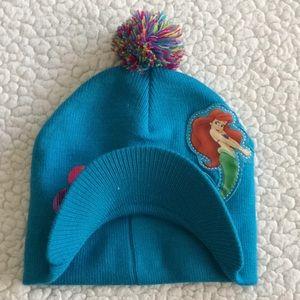 New Disney Ariel visor hat